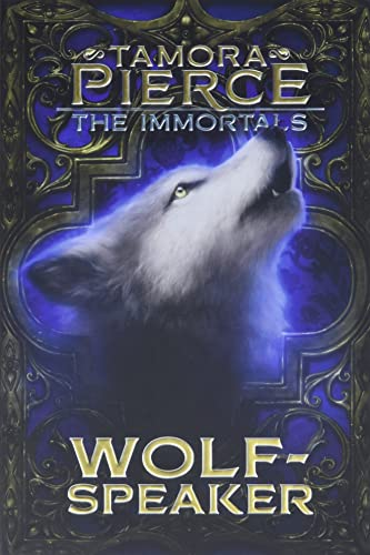 9781481440240: Wolf-Speaker (The Immortals)