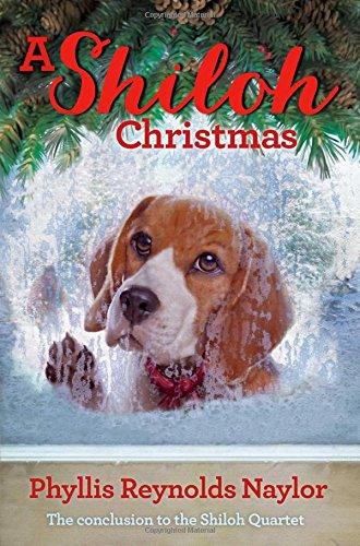 A SHILOH CHRISTMAS (1ST- SIGNED): Naylor, Phyllis Reynolds