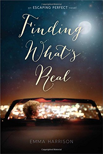 Finding What's Real: Harrison, Emma