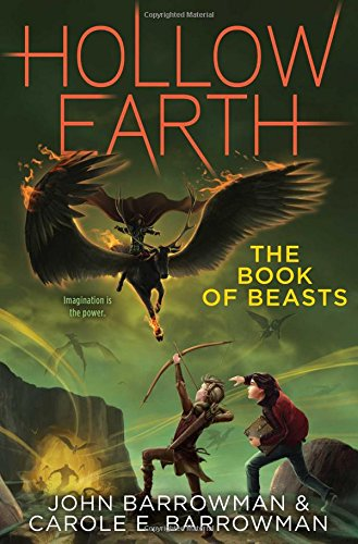 9781481442305: The Book of Beasts (Hollow Earth)