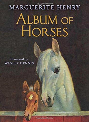 9781481442589: Album of Horses