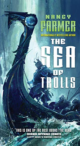 9781481443081: The Sea of Trolls (The Sea of Trolls Trilogy)