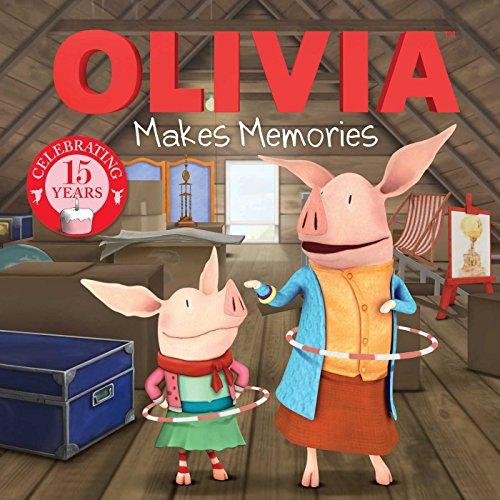 Olivia Makes Memories (Olivia TV Tie-In)