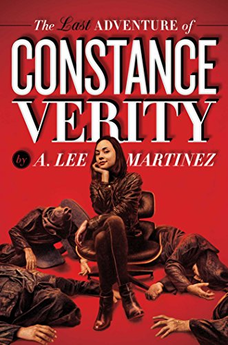 9781481443517: The Last Adventure of Constance Verity