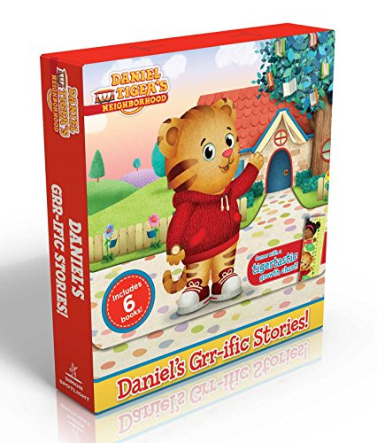 Daniel's Grr-Ific Stories! : Welcome to the Neighborhood!; Daniel Goes to School; Goodnight, Daniel Tiger; Dan