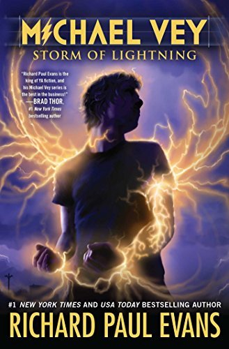 9781481444118: Michael Vey 5: Storm of Lightning