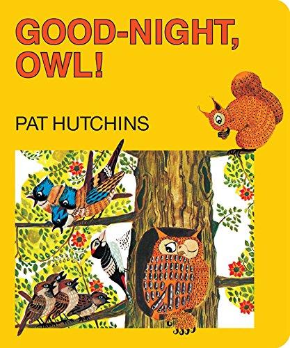 9781481444248: Good-Night, Owl! (Classic Board Books)