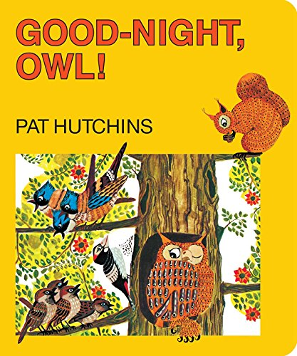 9781481444248: Good-Night, Owl! (Classic Board Books)