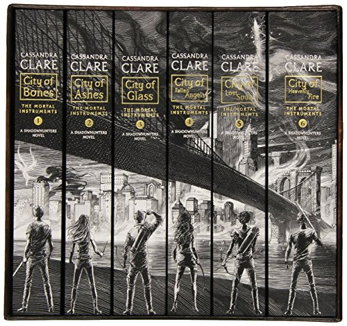 9781481444439: The Mortal Instruments: The Complete Collection: City of Bones / City of Ashes / City of Glass / City of Fallen Angels / City of Lost Souls / City of ... Fire (The Mortal Instruments: Shawdowhunters)