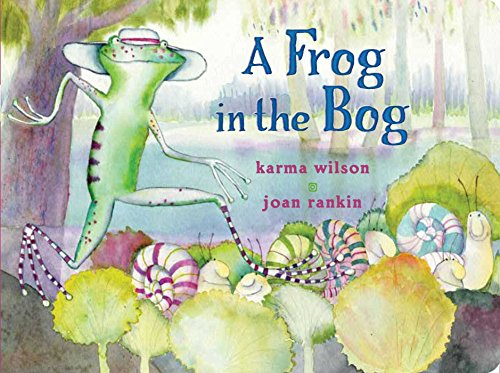 9781481444521: A Frog in the Bog (Classic Board Books)