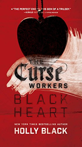 9781481444552: Black Heart (The Curse Workers)