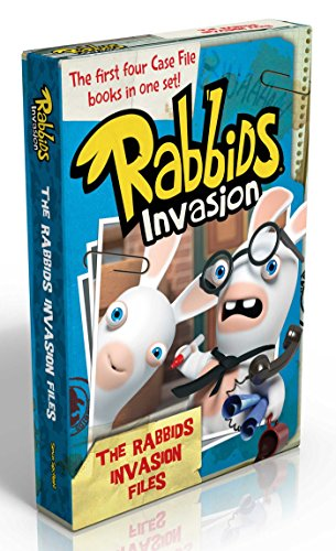 The Rabbids Invasion Files: Case File #1 First Contact; Case File #2 New Developments; Case File #3...