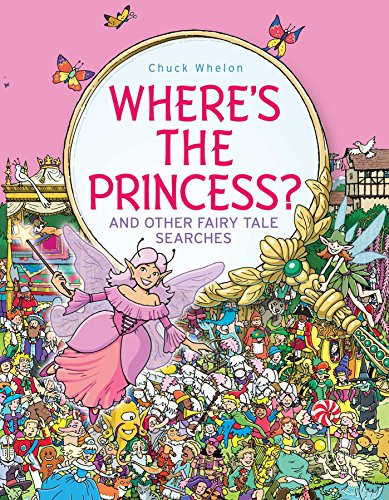 9781481446334: Where's the Princess?: And Other Fairy Tale Searches