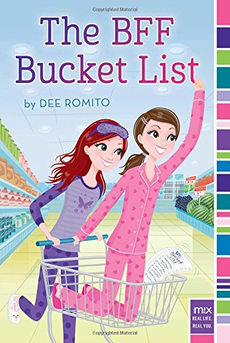 9781481446426: The BFF Bucket List (mix)