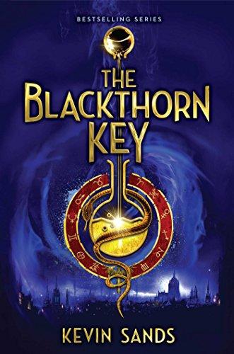 The Blackthorn Key: Sands, Kevin