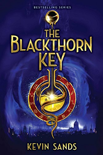 9781481446525: The Blackthorn Key