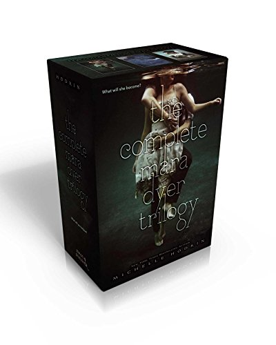 The Mara Dyer Trilogy: The Unbecoming of Mara Dyer; The Evolution of Mara Dyer; The Retribution of ...