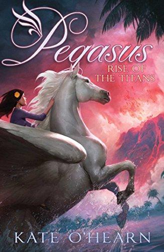 9781481447140: Rise of the Titans (Pegasus)