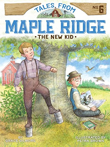 9781481447461: The New Kid (Tales from Maple Ridge)
