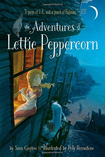 9781481447690: The Adventures of Lettie Peppercorn