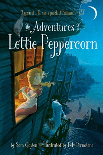 9781481447706: The Adventures of Lettie Peppercorn