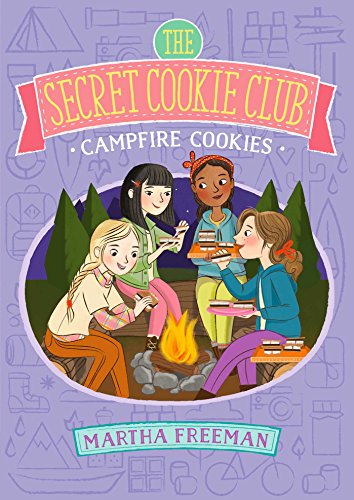 Campfire Cookies (The Secret Cookie Club)