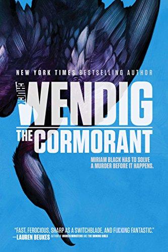 The Cormorant: Chuck Wendig; Adam