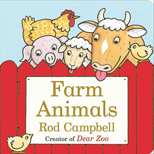 9781481449847: Farm Animals (Dear Zoo & Friends)