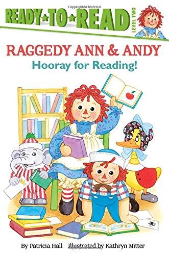 9781481450799: Hooray for Reading! (Raggedy Ann)