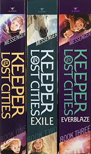 9781481451123: Keeper of the Lost Cities Collection Books 1-3: Keeper of the Lost Cities; Exile; Everblaze