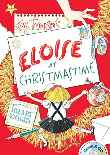 9781481451536: Eloise at Christmastime: Book & CD