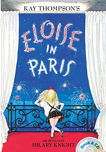 9781481451567: Eloise in Paris: Book & CD (Eloise Books)