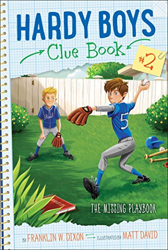 9781481451772: The Missing Playbook (Hardy Boys Clue Book)