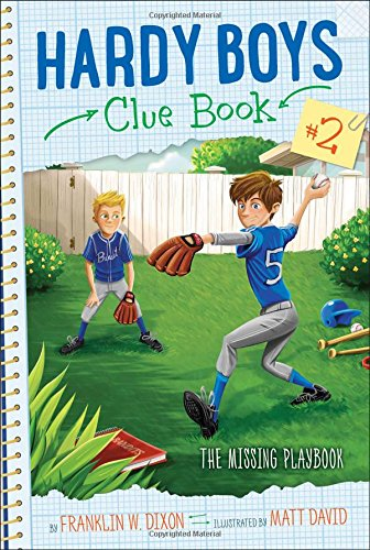 9781481451789: The Missing Playbook (Hardy Boys Clue Book)