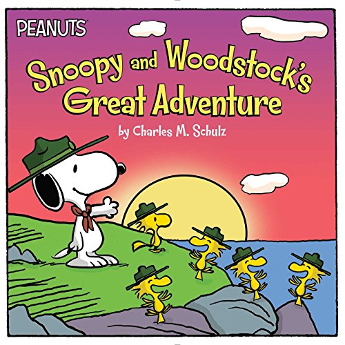 Snoopy and Woodstock's Great Adventure (Peanuts): Schulz, Charles M.
