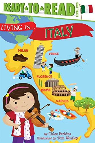 Living in . Italy: Chloe Perkins