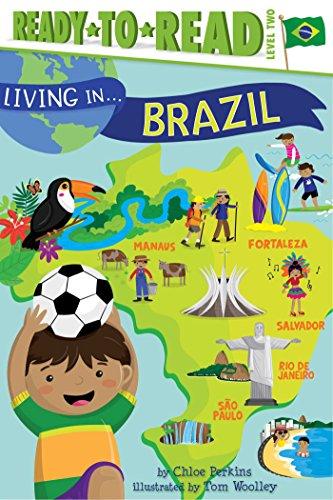 9781481452038: Living in Brazil