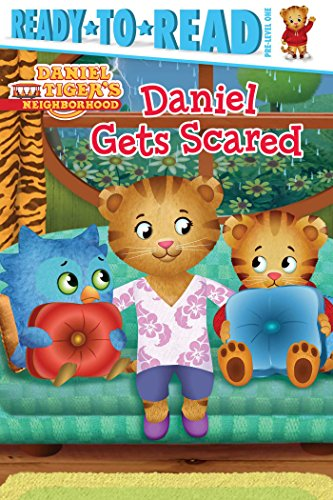 Daniel Gets Scared (Ready-to-Read. Level 1)