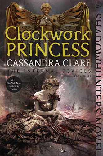 Clockwork Princess (Infernal Devices): Clare, Cassandra