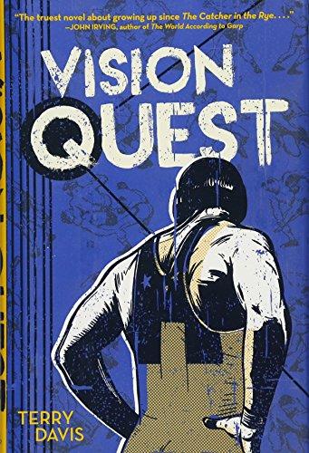9781481456364: Vision Quest