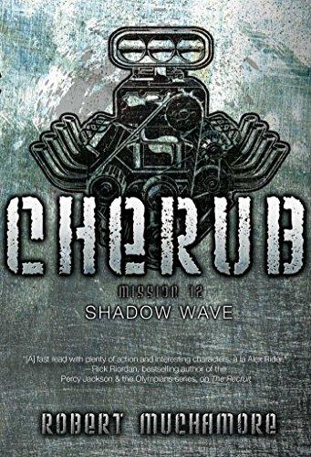 9781481456753: Shadow Wave (Cherub)