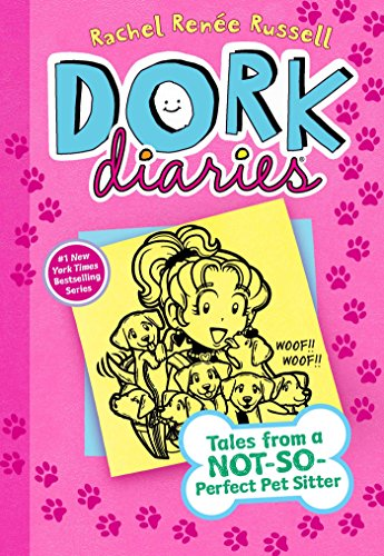 9781481457040: Dork Diaries 10: Tales from a Not-So-Perfect Pet Sitter