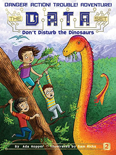 9781481457323: Don't Disturb the Dinosaurs (The DATA Set)
