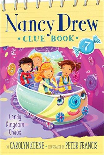 9781481458269: Candy Kingdom Chaos (Nancy Drew Clue Book)