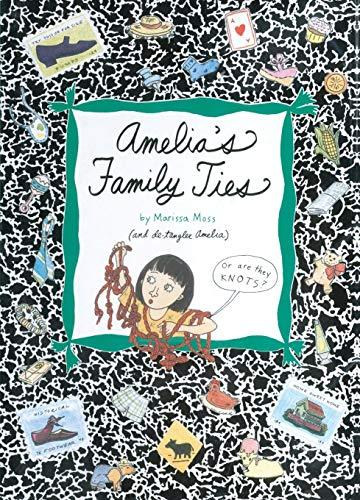 9781481458627: Amelia's Family Ties