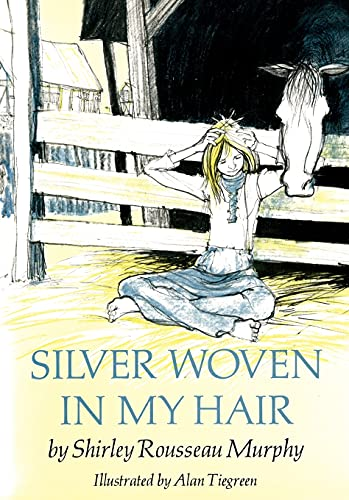 9781481458658: Silver Woven in My Hair