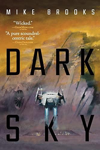 Dark Sky (Keiko): Mike Brooks