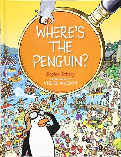 9781481459990: Where's the Penguin?
