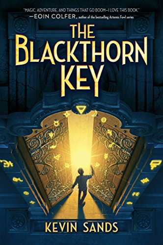 9781481460439: Blackthorn Key