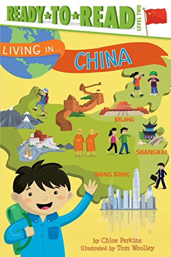 9781481460477: Living in . . . China